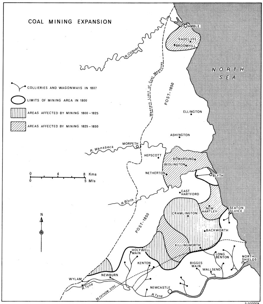 Coalmining Expansion Northumberland