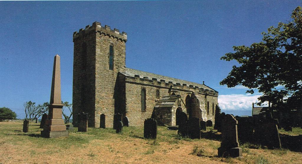 St Mary's church, Seaham