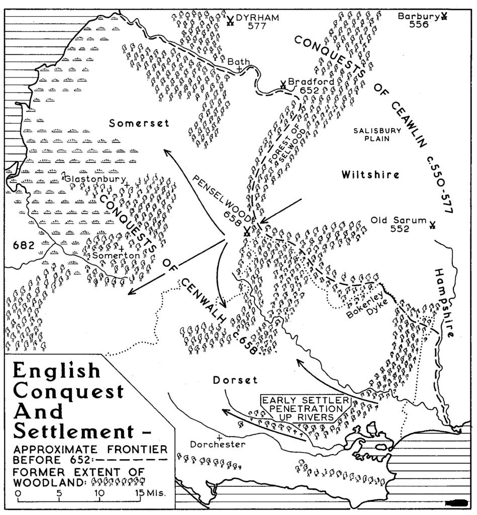 English Conquest & Settlement