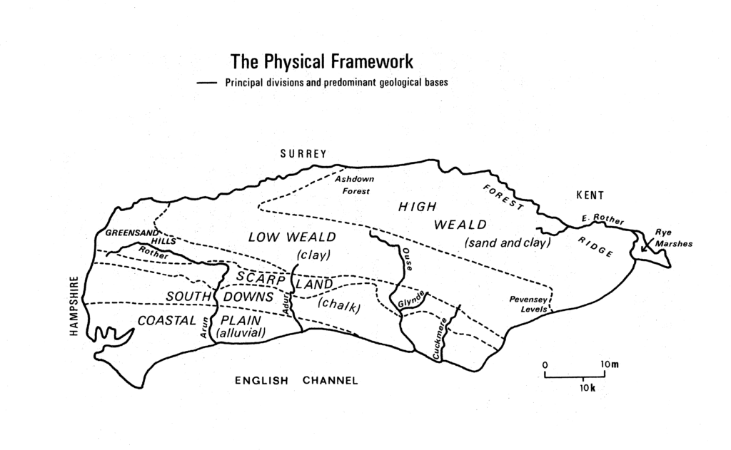 Sussex The Physical Framework