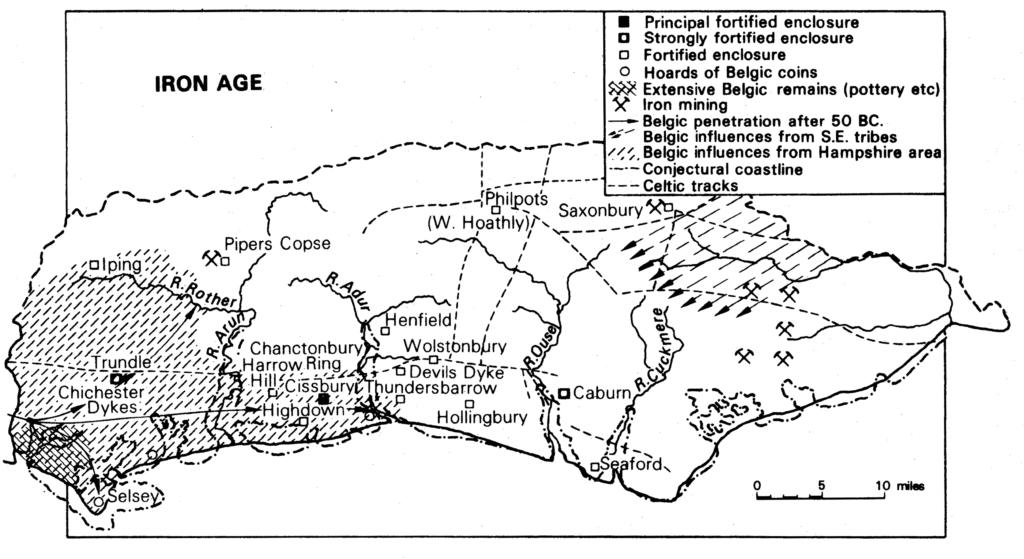 Iron Age Sussex