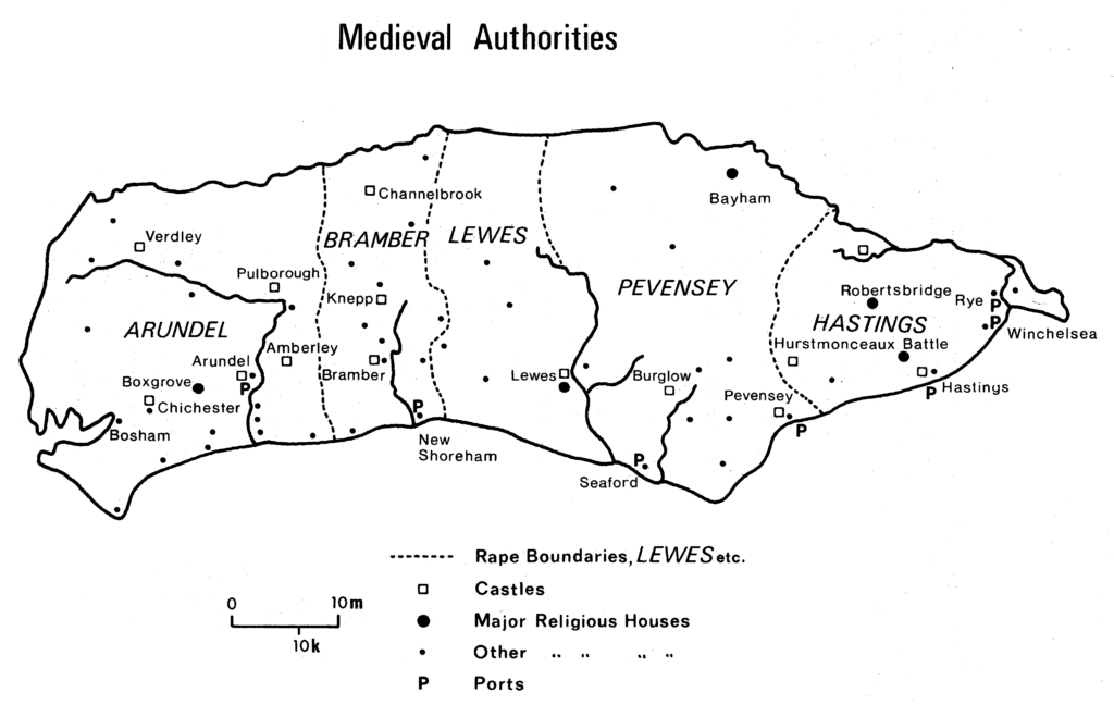 Medieval Authorities
